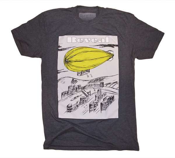 Blimp City Tee