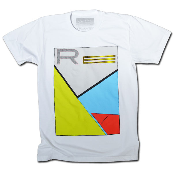 Color Shapes Tee