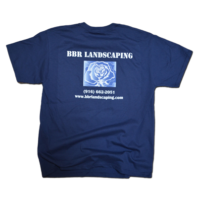 BBR Landscaping Tee