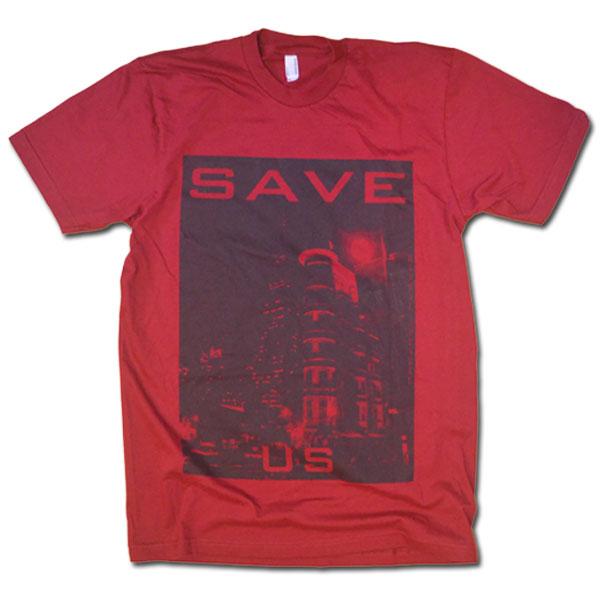 Save Us Tee