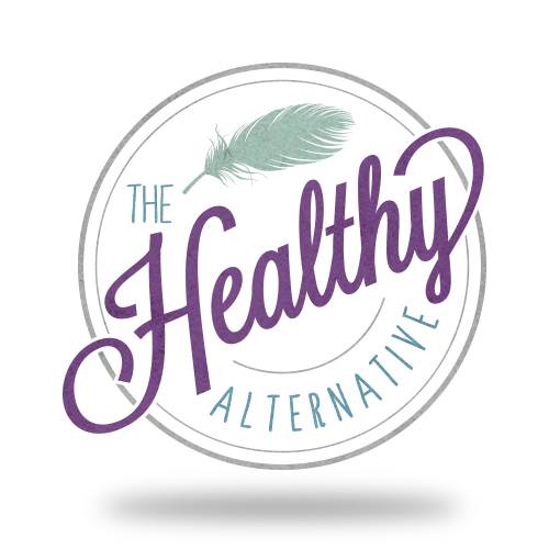 The Healthy Alternative Logo Design Roseville Ca