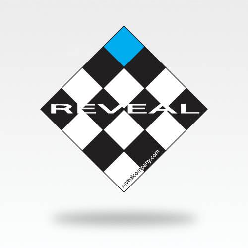 Checkers Sticker Design