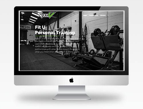 Web Design Sacramento Ca - Fit U