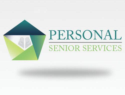 Logo Design Roseville Ca - Personal Senior Services Logo
