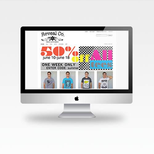 Web Design Sacramento - Reveal Co