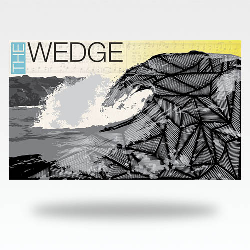 Sacramento Graphic Design - The Wedge